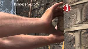 How To Repair Damaged Brick Work YouTube - Exterior brick repair