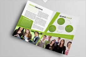 College Fest Brochure Design –