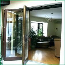 accordion patio doors. Accordion Exterior Doors Folding Patio Door Cost