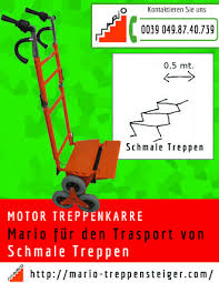 Sackkarre (auch für treppen rauf und runter). Schmaletreppen Trasport Auf Treppe