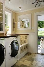 laundry room in kitchen ideas
