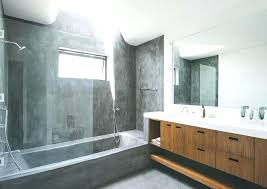 tile shower no grout bathroom floors without x line