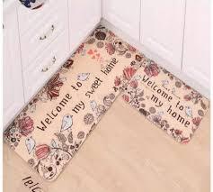 kitchen rugs. (40cm X 60cm Or 45cm 120cm) Rugs Carpet Floor / Door Kitchen