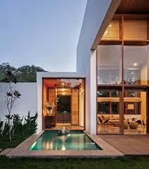 L Plan Lighting Design Gallery Of L Plan House Khosla Associates 3