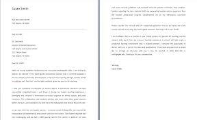 Sample Of Application Letter For Teacher Fresh Graduate Cover
