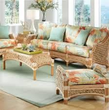 Natural Mauna Loa Rattan Furniture Set  Wicker Home \u0026 Patio a