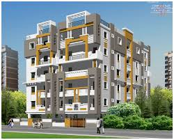 Modern Apartment Building Elevations And Modern Apartment Building - Modern apartment building elevations