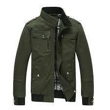 mountainskin casual men s jacket spring army military jacket men coats winter male outerwear autumn overcoat khaki 4xl eda085