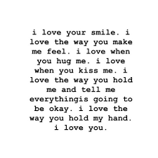 Just Wanted To Say I Love You Quotes Mesmerizing Download What I Love About You Quotes Ryancowan Quotes