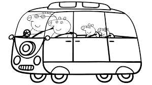 Pepa Pig Coloring Pages Peppa Pig Coloring Pages Book Online