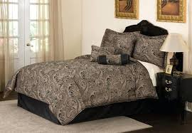 um image for black and grey queen comforter sets plus black and white comforter twin xl
