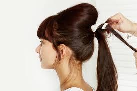 Hochsteckfrisur Friseur Haare Waschen