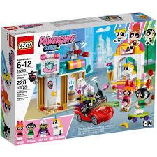 USA] Đồ chơi LEGO Powerpuff girls 228 miếng dành cho bé gái 6-12 tuổi giảm  chỉ còn 750,000 đ