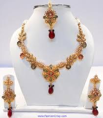 Tata Gold Jewellery Designs Farhana Jewellery Collection World November 2012