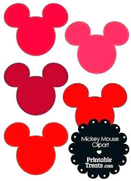 Free Mickey Mouse Template Download Mickey Mouse Printables Donkeydiaries Co