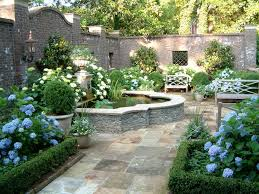 Small Picture Fountain garden design ideas landscape traditional with georgian