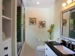 guest bathroom design. Contemporary Black And White Bathroom Guest Design /