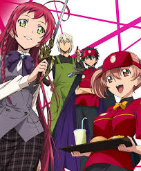 anime devil works at mcdonalds the devil is a part timer cosmos gaming