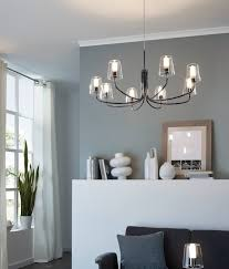6 or 8 light plus matching wall lights