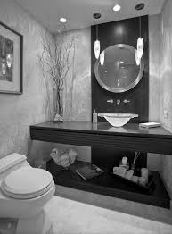 Black And White Bathroom Decor Cool Black And White Bathroom Decor For Your Home Best Rugs Idolza