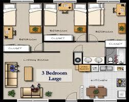 3 bedroom apartment floor plans. extraordinary 3 bedroom apartment floor plans pictures inspiration