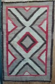 Navajo rug designs Native American Old Original Handmade Large Navajo Rug Dazzler Classic Design 1920s Very Rare Billigschuhe Old Original Handmade Large Navajo Rug Dazzler Classic Design 1920s
