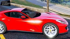 2018 ferrari top speed. wonderful speed 2018 ferrari 812 superfast 50 new enb top speed test gta mod future and ferrari top speed r