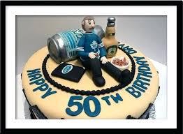 50th Birthday Cakes For Men James Karantonis