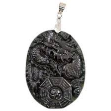 contemporary black jade necklace minimalist tiffany co 18820 peretti