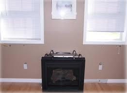 ruffedin gas fireplace installation