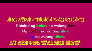Tagalog Quotes About Friendship