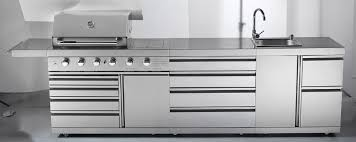 T Outdoor Kitchen Stainless Steel Cabinets Gorgeous Design Ideas Pertaining  To The Amazing Along With Outdoor