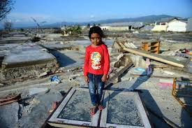The crust is a thin, hard shell that floats on the denser, hotter rock of the mantle. Deadly Earthquake And Tsunami Hit Indonesia Unicef