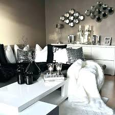 living room white and black grey white and silver living room ideas black white and silver living room photo 1 grey living room white walls black trim