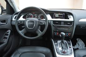 black audi a4 interior. gallery for 2011 audi a4 black interior s line 2008
