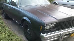 Chevrolet Impala 1979 - YouTube