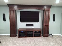 basement remodeling contractors. custom built entertainment center basement remodeling contractors p