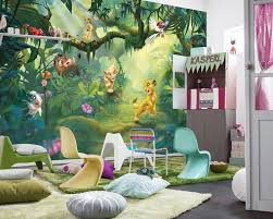 disney wallpaper for bedrooms. giant size lion king disney paper wallpaper mural. amazing decoration idea wall mural for kids bedrooms r