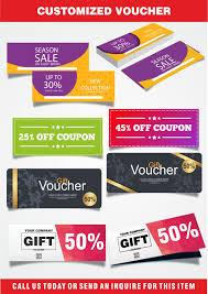 Coupons Voucher Printing In Dubai Ticket Printing In Dubai