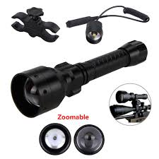 Primos Night Hunting Light Details About Tactical Ir Night Vision Light Led Hunting Light Coyote Hog Pig Varmint Predator