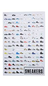 Amazon Pop Chart Lab A Visual Compendium Of Sneakers