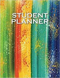 Student Planner Academic Planner College Student Planner Daily