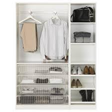 Ikea Mud Room pax wardrobe 150x38x236 cm standard hinges ikea 2482 by uwakikaiketsu.us