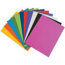 Chart Paper Chart Paper Multi Color