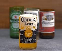 how to turn empty beer bottles into