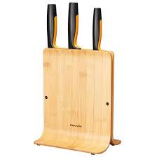 <b>Набор из 3</b> ножей в бамбуковом блоке Functional Form   Ножи и ...