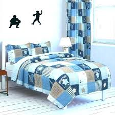 baseball crib set boys bedding sets sports patch football basketball soccer baby boy twin sheets theme nursery bedding high five sports