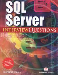 sql server interview questions 1st edition buy sql server sql server interview questions 1st edition add to cart