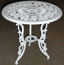 cast iron outdoor table furniture china manufacturer metal crafts inviting manufacturers regarding aluminium bistro and chairs