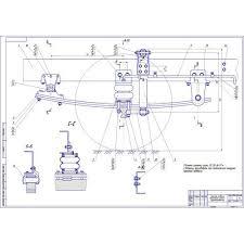 Дипломная работа на тему Передняя подвеска и тормозная система  Дипломная работа на тему Передняя подвеска и тормозная система автомобиля МАЗ 4370